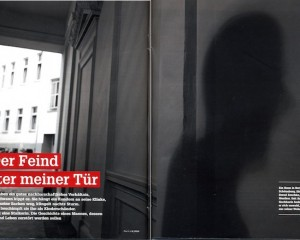 Focus-Magazin Stalker in Berlin